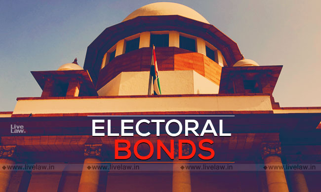 EC Files Affidavit Before SC Stating That It Has Received Details Of Political Donations Received Through Electoral Bonds [Read Affidavit]