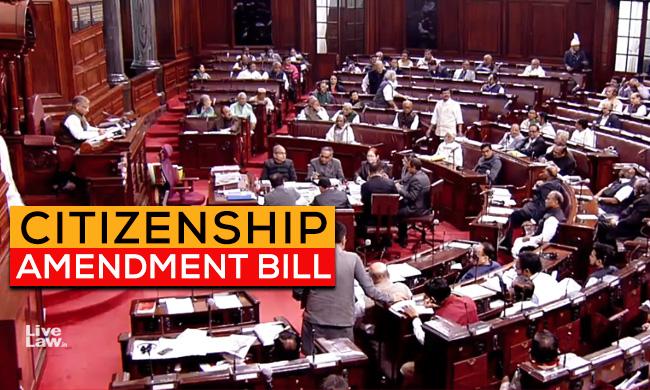 Breaking: Parliament Passes Citizenship Amendment Bill [Read Bill]