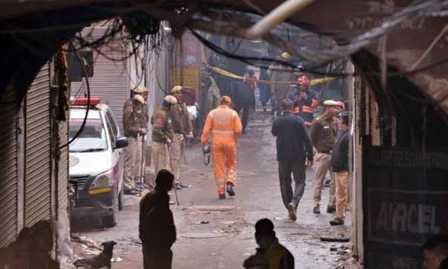 Delhi HC Issues Notice On A Plea Claiming Child Labour Angle In Anaj Mandi Case