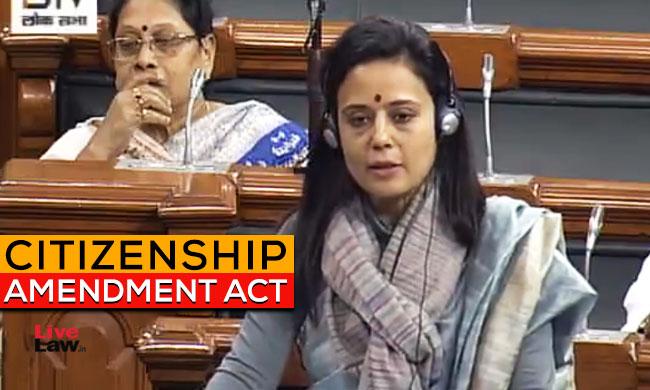 TMC MP Mahua Moitra Moves SC Against Citizenship Amendment Act 2019