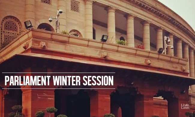 Highlights Of Parliament Winter Session 2019