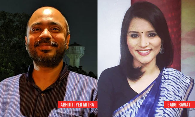 Abhijit Iyer Mitra Files Defamation Suit Against NDTV Anchor For