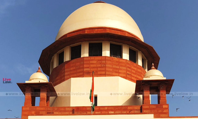 Plea In SC Opposes Challenge Against Places Of Worship Act; Says Even Issuance Of Notice Will Create Fear In The Minds Of Minorities