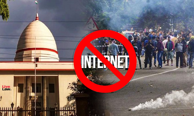 Breaking : Gauhati HC Directs Restoration Of Mobile Internet From 5 PM Today [Read Order]