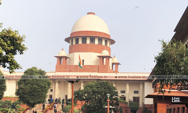 Single Benches Of SC To Hear Transfer Petitions, Bail Matters Of Offences Punishable With 7 Yrs Imprisonment From May 13 [Read Circular]