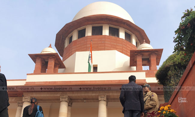 Highest Court Of The Land Cannot Be A Walk In Place, Says Supreme Court [Read Order]