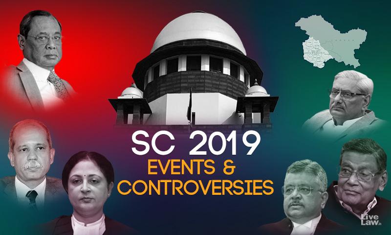 Supreme Court 2019 : Events & Controversies
