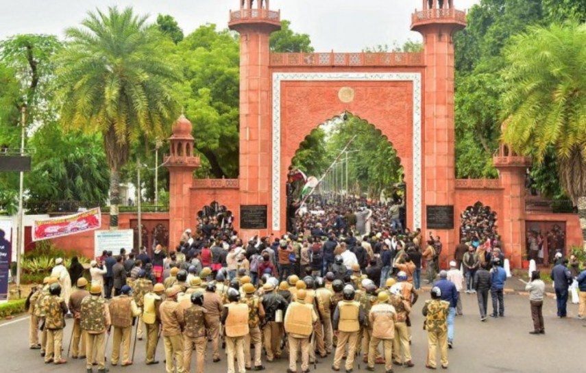 Anti-CAA stir: Allahabad HC Reserves Order On Plea Against Police Action At AMU