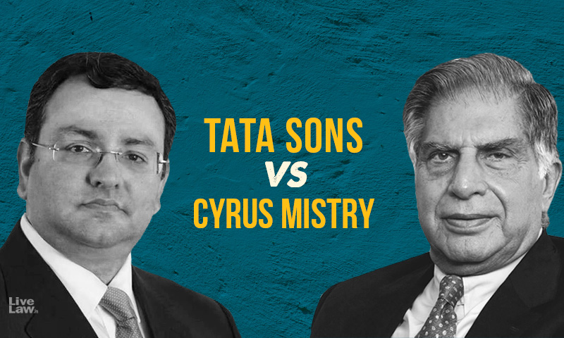 Supreme Court Allows Tata Sons Appeal Against NCLAT Order To Reinstate Cyrus Mistry As Chairman