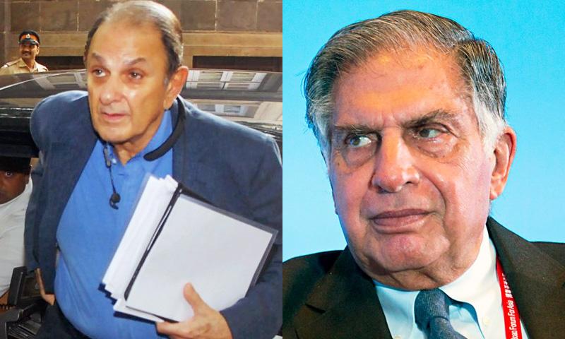 SC Urges Nusli Wadia & Ratan Tata To Resolve Differences