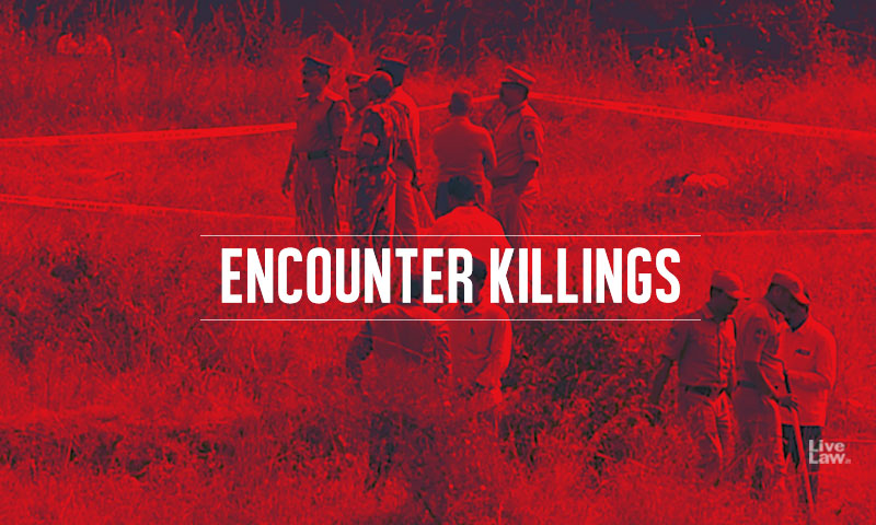 Law Relating To Encounter Killings By The Police