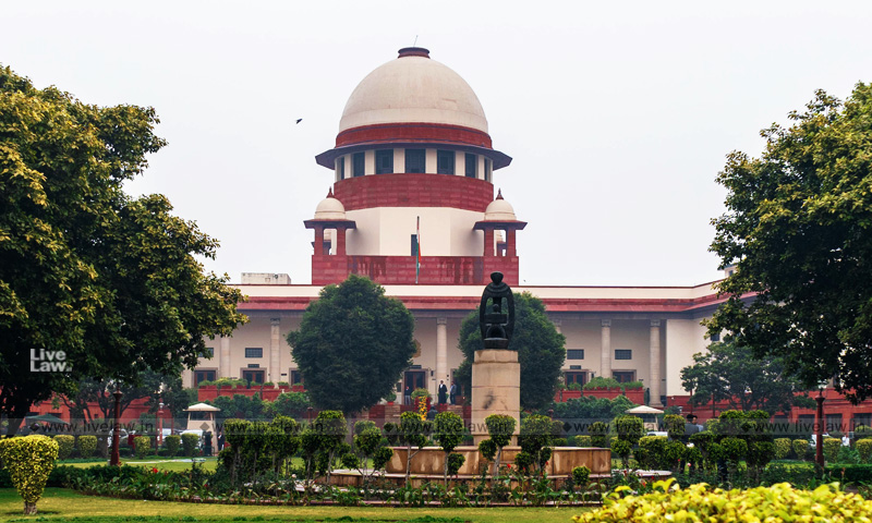 SC Says No Coercive Action Against Employers In Two Pleas Challenging MHA Order On Full Payment Of Wages; No Interim Order In Connected Cases