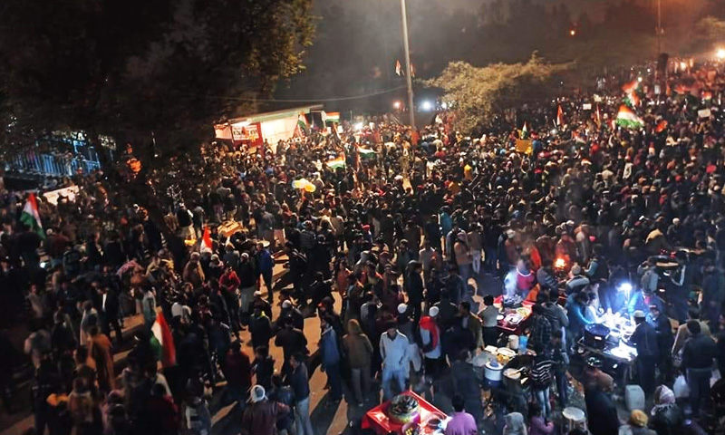 Shaheen Bagh Protests: Plea In Delhi HC Seeks Reopening Of Stretch Closed Due To Anti-CAA Stir