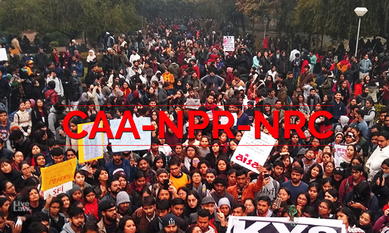 CAA-NRC Protests Affirm Multi Cultural Nature Of India : Plea In Madras HC Opposes Demand For Removal Of Protest Sites