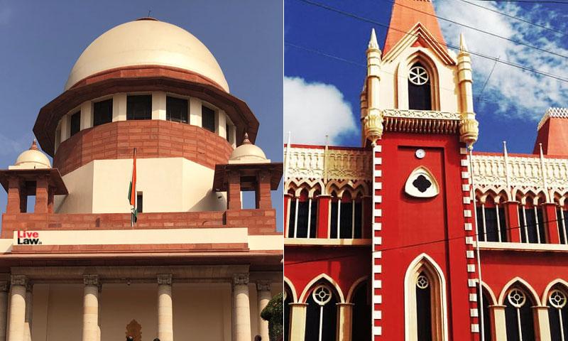 SC Issues Notice On Calcutta HC