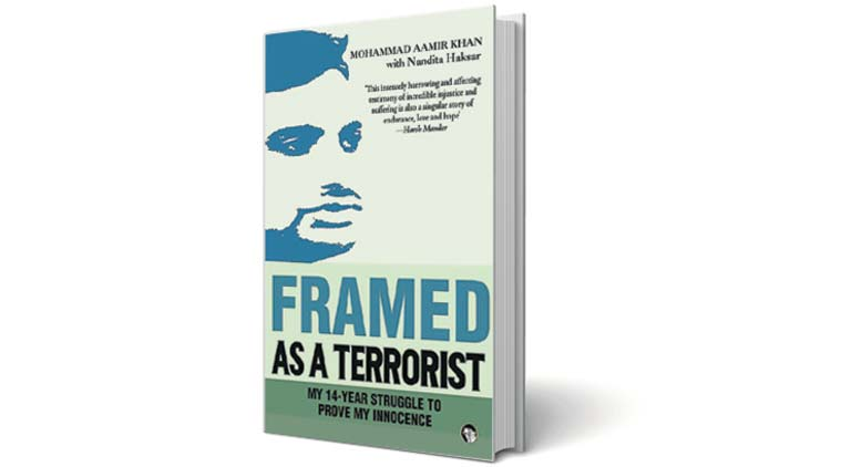 Book Review- Framed As A Terrorist: My 14- Year Struggle to Prove My Innocence