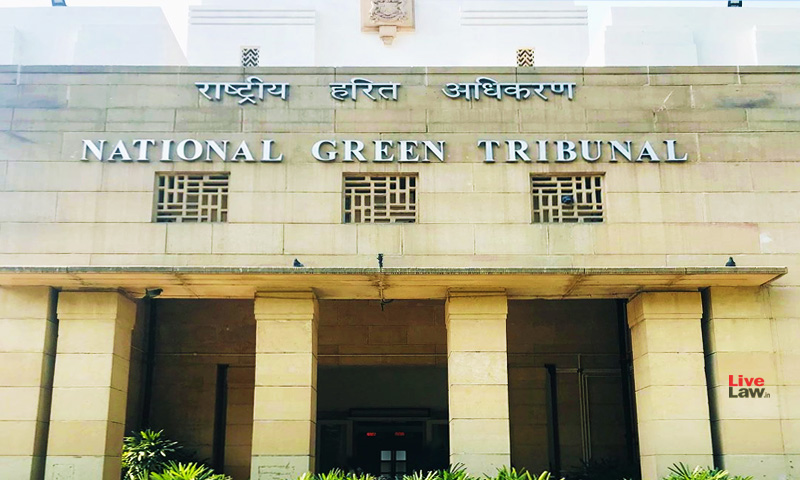 NGT Officer Tests Positive For COVID-19;Tribunal Shut For Public Access From May 23