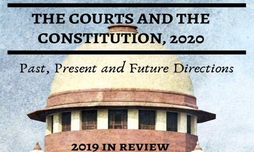 NALSAR To Organise 2nd The Courts And The Constitution - 2019 In Review Conference [Jan 25-26]