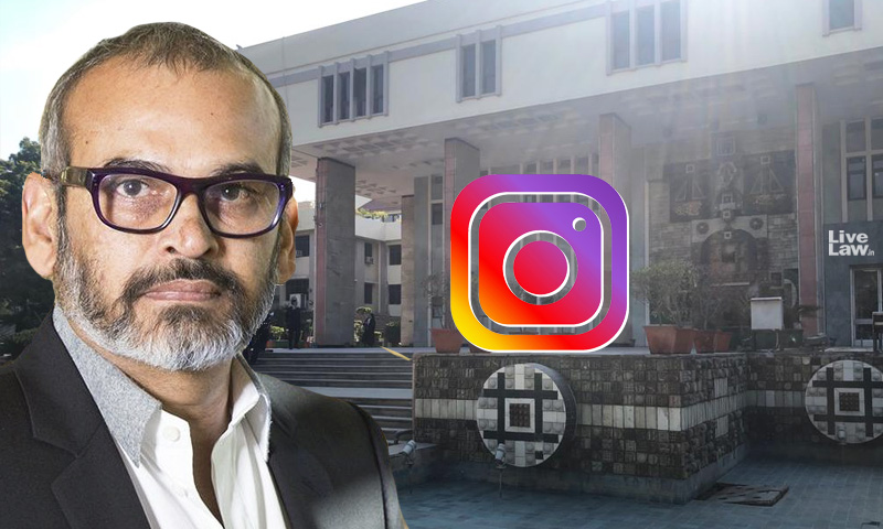 Subodh Gupta Case : Delhi HC Asks If Anonymous Instagram Account Holder Wants To Represent All Those Who Shared MeToo Stories