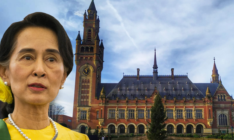 Decoding The ICJ Order On Rohingya Genocide In Myanmar