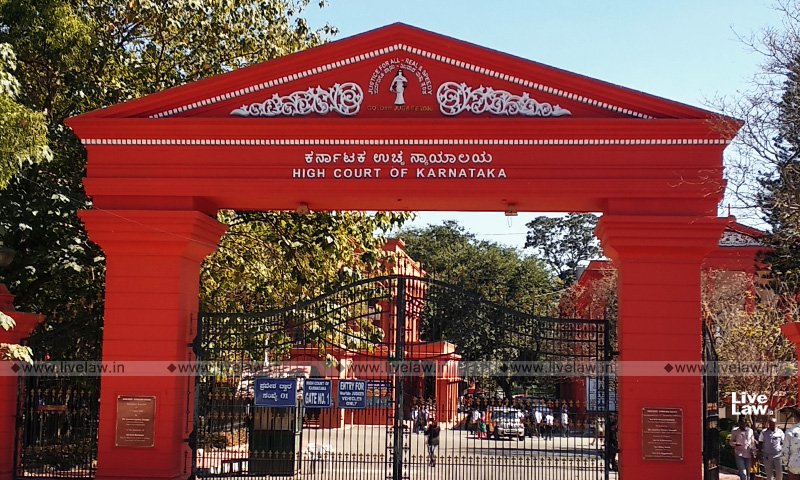 COVID-19 : Karnataka HC Asks State To Publish Info On Hospital Beds In Kannada Along With English