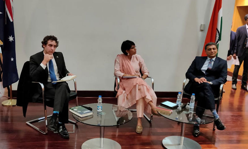 Talk Held On Comparative Constitutional Contexts Of India & Australia