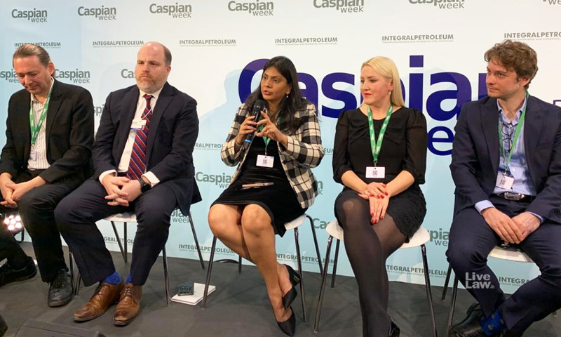 Banning Technologies Like Cryptocurrencies Will Only Push The Market For Them To Develop Outside India, Says Advocate Pratibha Jain At WEF, Davos