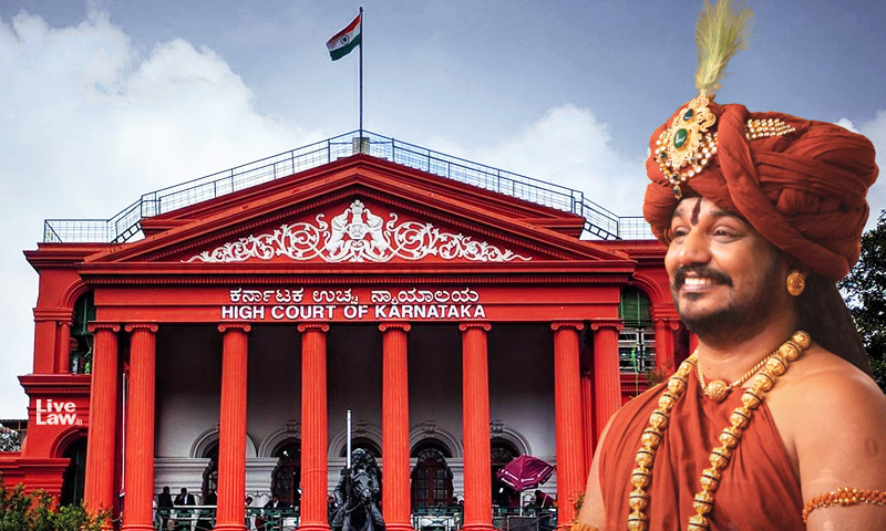 Nithyananda On A Spiritual Tour : Police To Karnataka HC In Plea For Cancelling His Bail In Rape Case