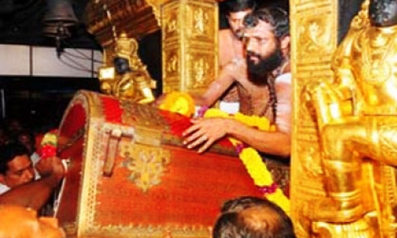 How To Protect The Ornaments In Sabarimala Temple:  SC Seeks Kerala Govt.s Response