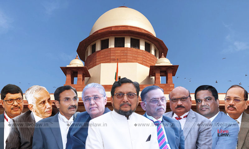 [Breaking] Sabarimala Reference : SC Holds That Questions Of Law Can Be Referred To Larger Bench In Review [Read Order]