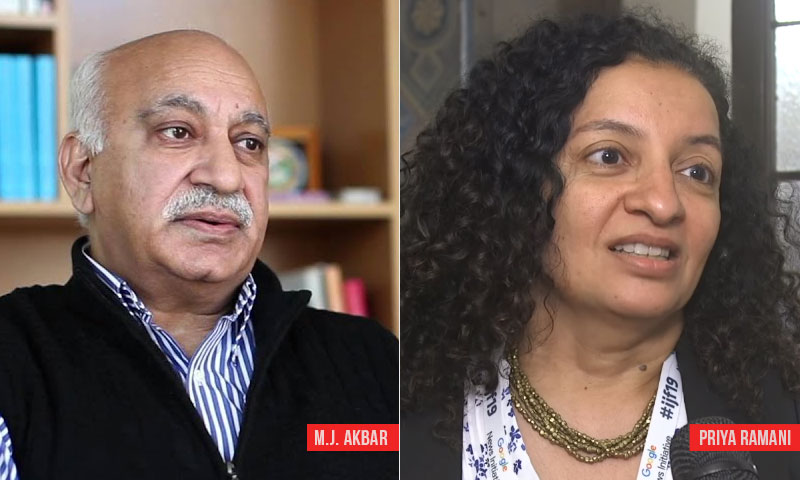 MJ Akbar v. Priya Ramani: Chances Of Compromise Very Bleak As Ramani Stands By Her Statements, Parties Inform Court