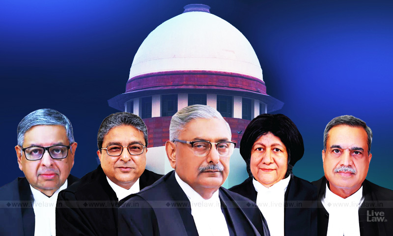 [Breaking] SARFEASI Act Applicable To Cooperative Banks : SC Constitution Bench