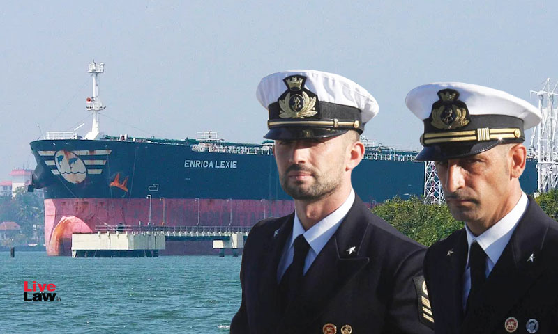 [Breaking] Enrica Lexie Case: Permanent Court Of Arbitration Holds Italy Liable To Compensate India; Asks India To Drop Prosecution Against Marines