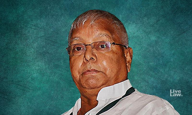 SC Issues Notice In CBIs Challenge Against Bail Granted To Lalu Prasad Yadav In Fodder Scam Case