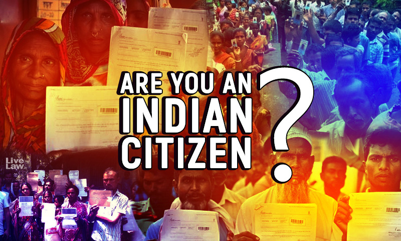 Which Documents Prove Indian Citizenship?