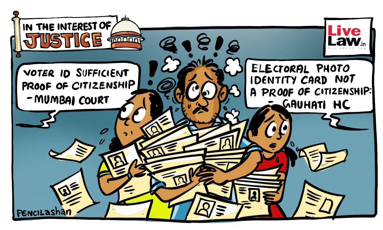 What Proves Citizenship? [Cartoon]