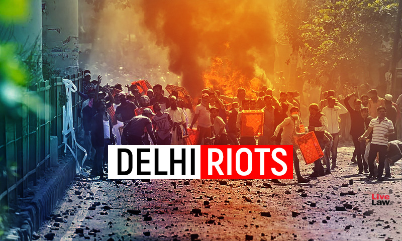 Delhi Riots: Video Footage Showing His Alleged Involvement Doesnt Pertain To The Day Of Incident: Delhi Court Grants Bail To Accused
