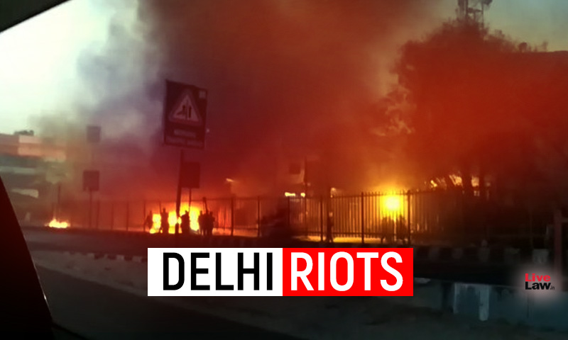 Delhi Riots: Delhi HC Directs Sessions Court To Hear Shahrukh Pathans Bail Plea After The Same Was Denied Hearing By Registry As Non-Urgent