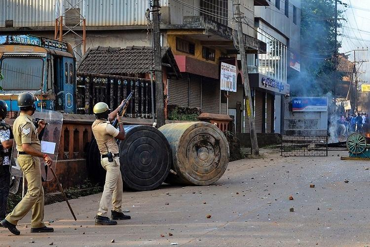 Mangaluru Firing : Karnataka HC Pulls Up State For Not Acting On Complaints Against Police