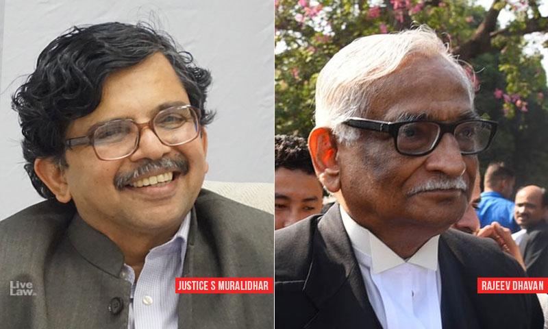 Midnight Transfer of Justice Muralidhar