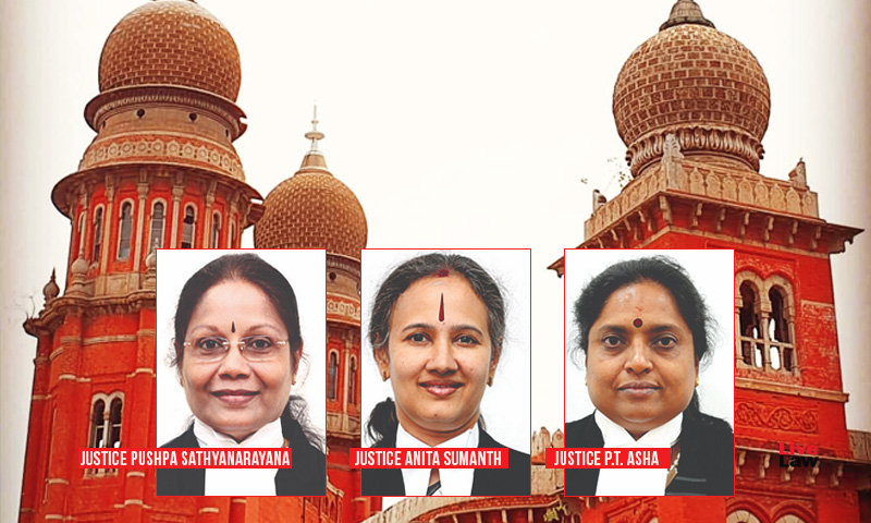 First All-Women Full Bench Of Madras HC Hearing Reference On ESI Act