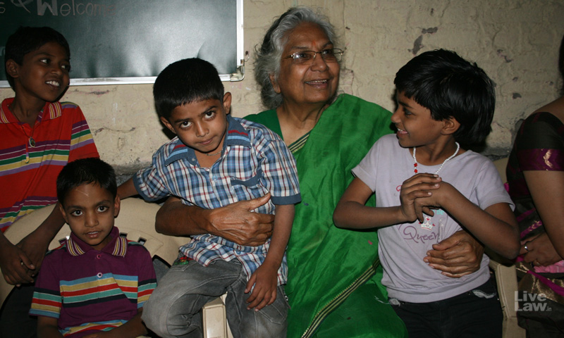 We Need to Respect the Dignity of Our Children:Veteran Activist Sheela Barse in Conversation with Anurag Bhaskar