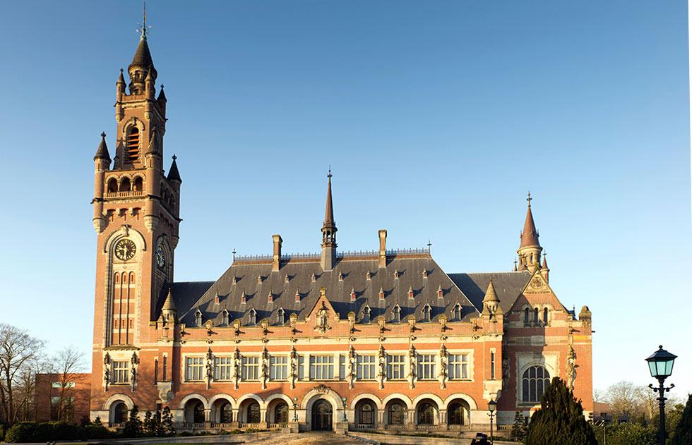 COVID 19 : International Court Of Justice Adopts Precautionary Measures