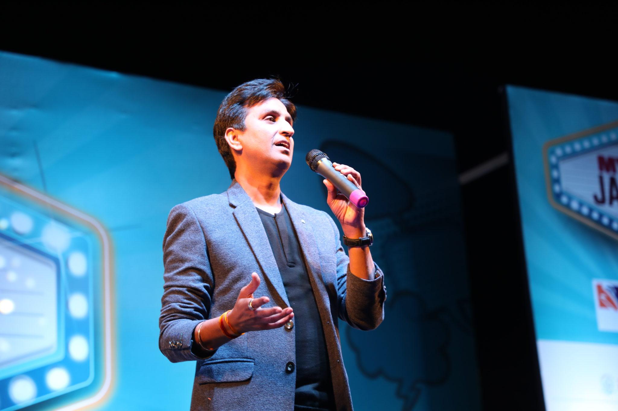 Dr. Kumar Vishwas Sues Zomato India And Radio City Alleging Infringement Of  His Magnum Opus