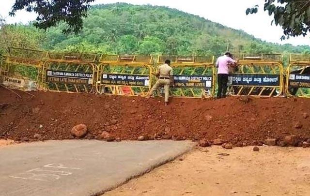 Karnataka Road Blockade : SC Directs Centre, Kerala & Karnataka To Meet And Formulate Parameters For Safe Passage Of Patients [Read Order]