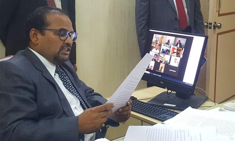 How Andhra Pradesh HC Has Been Disposing Urgent Cases Via Video Conferencing