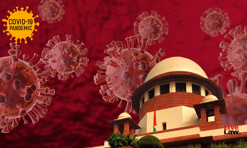 Coronavirus And Constitution:  The Supreme Courts Free Testing Order