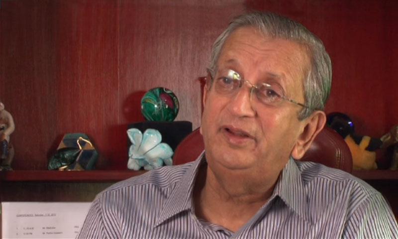 A Tribute To My Mentor - Ashok H Desai