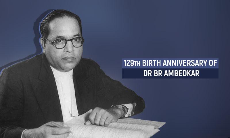 Remembering Dr. Ambedkar