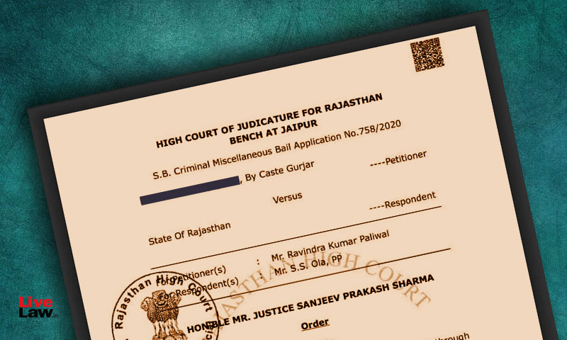 Mention Of Caste Of A Party In The Cause Title Undoes The Principle Of Equality: Lawyer Write To CJI Against Rajasthan HC Order [Read Letter]